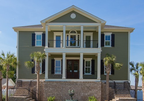 Moncks Corner Custom Home